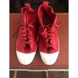 Bensimon high top sneakers